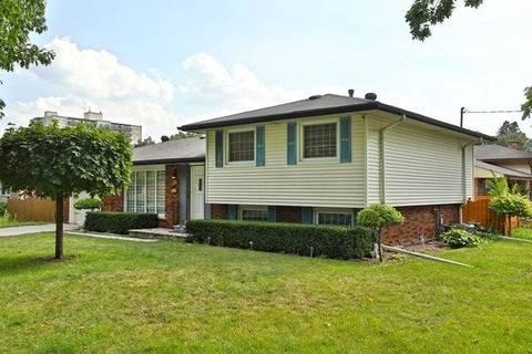 House for sale at 586 Arlington Blvd Burlington Ontario - MLS: W4554877