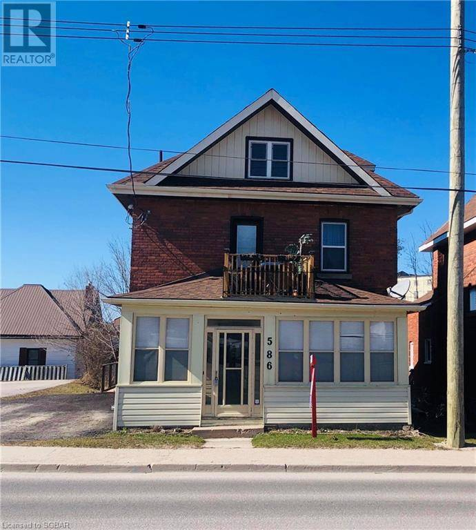 Home for sale at 586 Bay St Midland Ontario - MLS: 240306