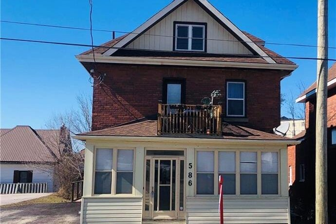 House for sale at 586 Bay St Midland Ontario - MLS: 263722