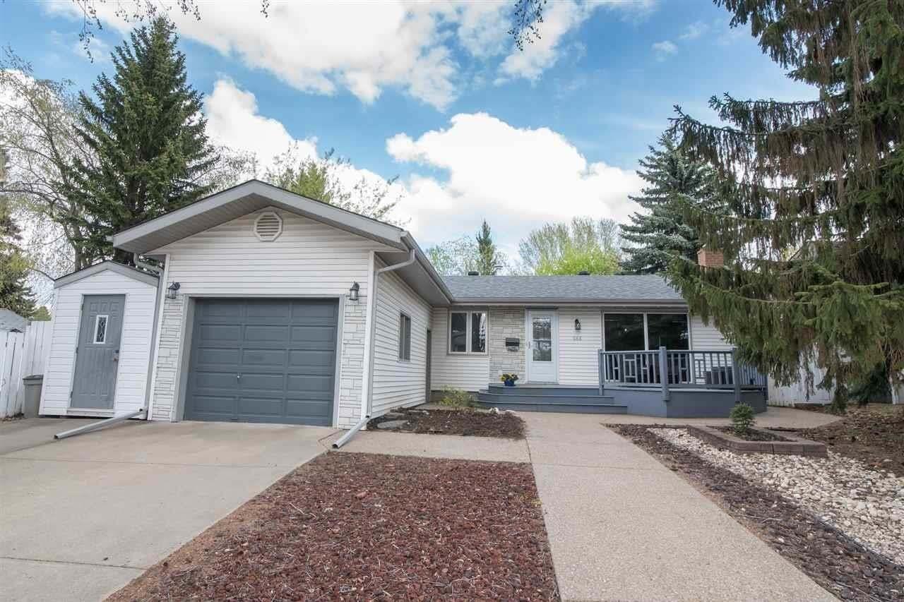 House for sale at 586 Cottonwood Av Sherwood Park Alberta - MLS: E4198700