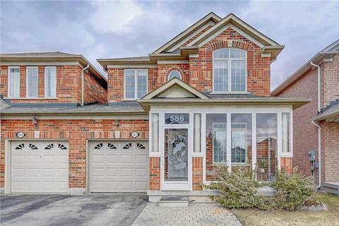 Home for sale at 586 Fred Mclaren Blvd Markham Ontario - MLS: N4422127