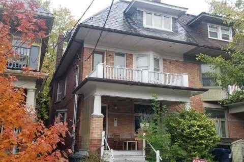 Townhouse for sale at 586 Huron St Toronto Ontario - MLS: C4962621