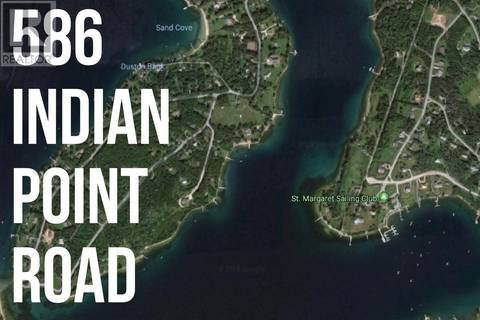 Home for sale at 586 Indian Point Rd Indian Point Nova Scotia - MLS: 201802175