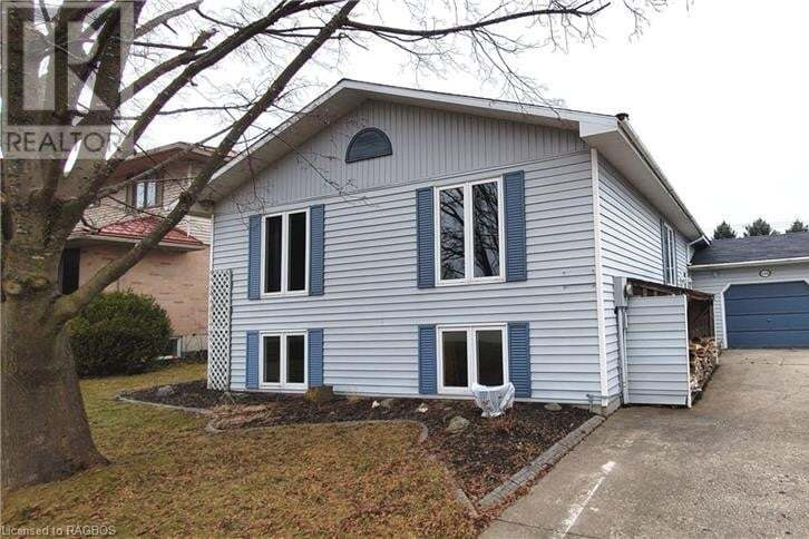 House for sale at 586 Mcgaw Dr Kincardine Ontario - MLS: 250620