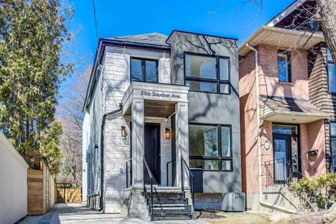 House for sale at 586 Soudan Ave Toronto Ontario - MLS: C4735984