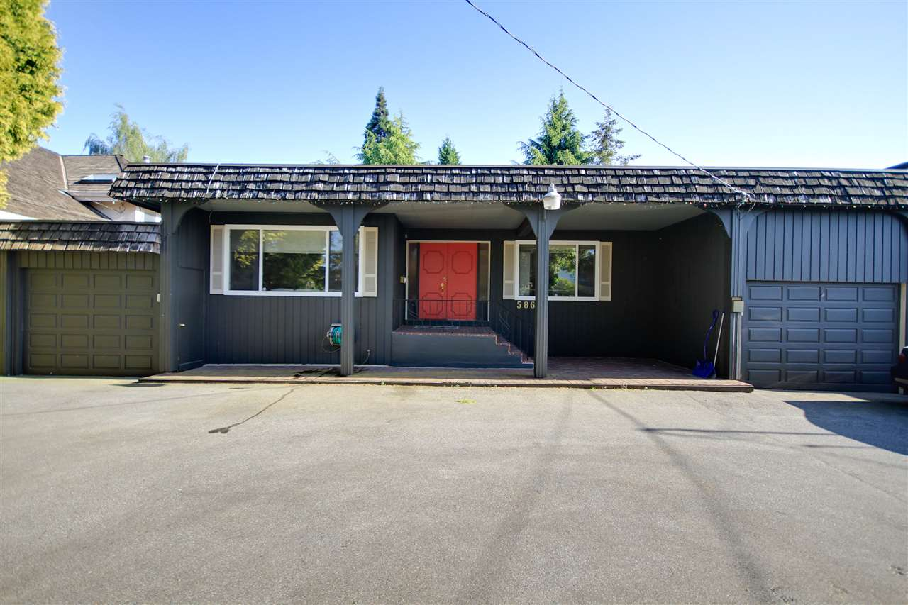 For Sale: 5860 Granville Avenue, Richmond, BC | 5 Bed, 5 Bath House for $2,548,000. See 12 photos!