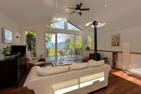 House for sale at 5860 Skookumchuk Rd Sechelt British Columbia - MLS: R2411091