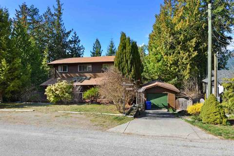 House for sale at 5864 Skookumchuk Rd Sechelt British Columbia - MLS: R2353989