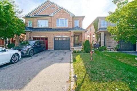 Townhouse for sale at 5868 Rainberry Dr Mississauga Ontario - MLS: W4912351