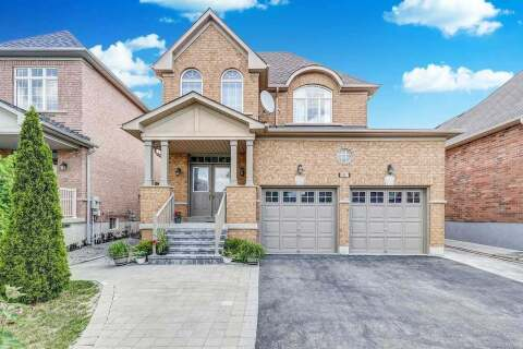 House for sale at 587 Fossil Hill Rd Vaughan Ontario - MLS: N4850682