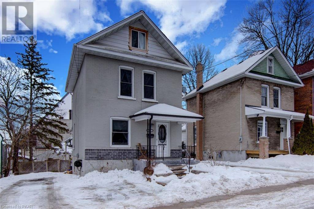 House for sale at 587 Paterson St Peterborough Ontario - MLS: 243021