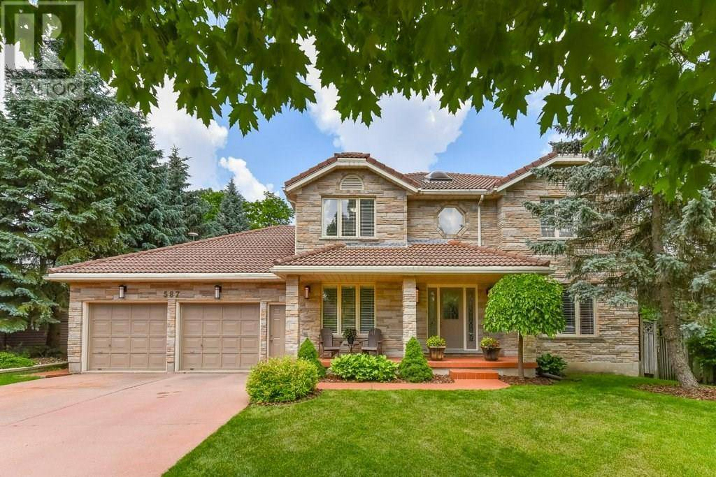 House for sale at 587 Steinbeck Pl Waterloo Ontario - MLS: 30765077