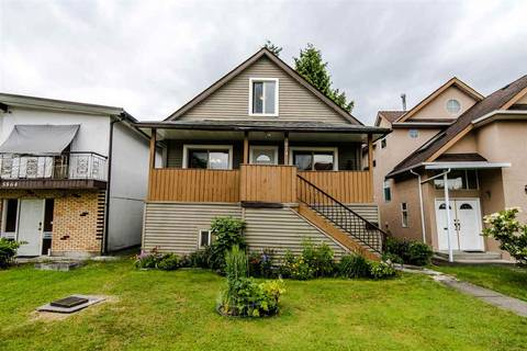 House for sale at 5874 Inverness St Vancouver British Columbia - MLS: R2387138