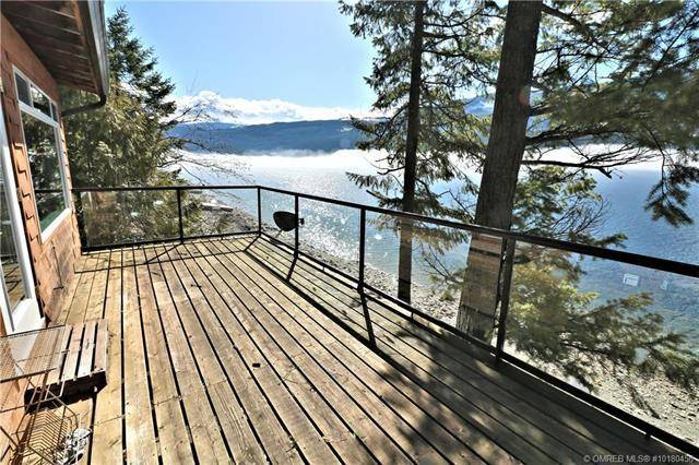 House for sale at 5874 Sunnybrae Canoe Point Rd Tappen British Columbia - MLS: 10180456