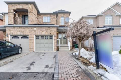 Townhouse for sale at 5875 Delle Donne Dr Mississauga Ontario - MLS: W4382821