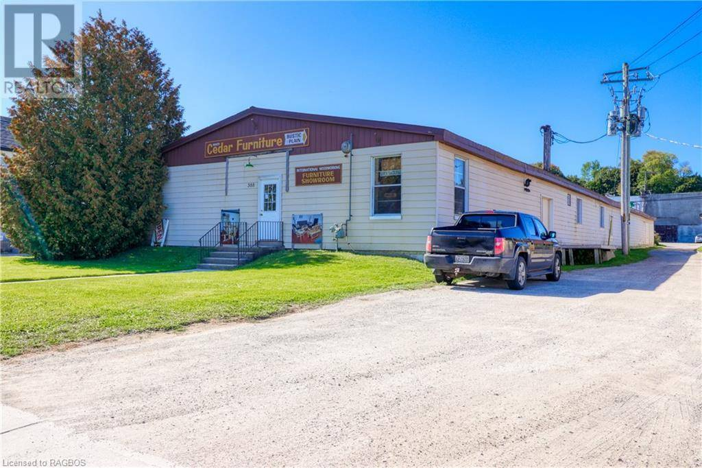 Residential property for sale at 588 Claude St Wiarton Ontario - MLS: 232257