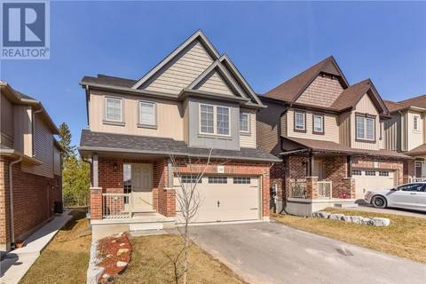 House for sale at 588 Starwood Dr Guelph Ontario - MLS: 30719630