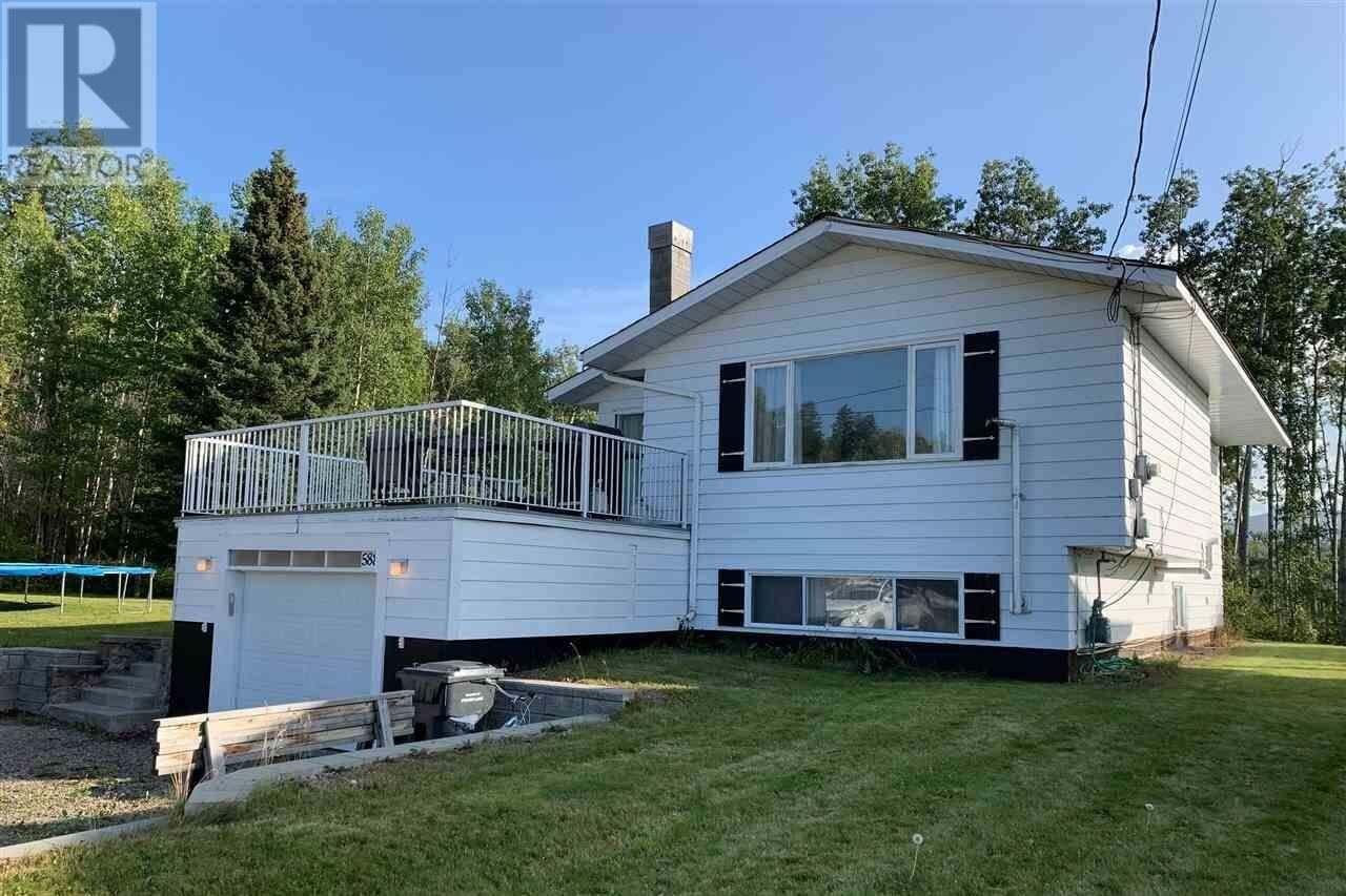 House for sale at 588 Tunasa Dr Fraser Lake British Columbia - MLS: R2499177