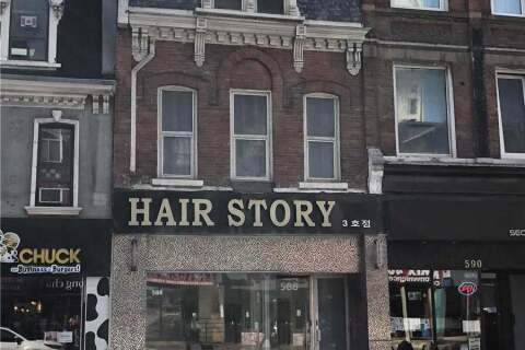 Commercial property for lease at 588 Yonge St Toronto Ontario - MLS: C4930269
