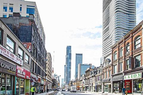 Commercial property for lease at 588 Yonge St Toronto Ontario - MLS: C4660560