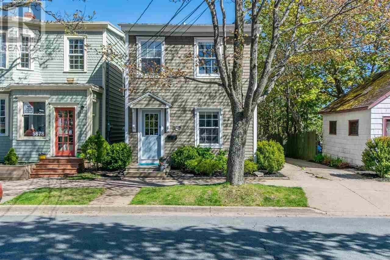 House for sale at 5880 Merkel St Halifax Nova Scotia - MLS: 202009071