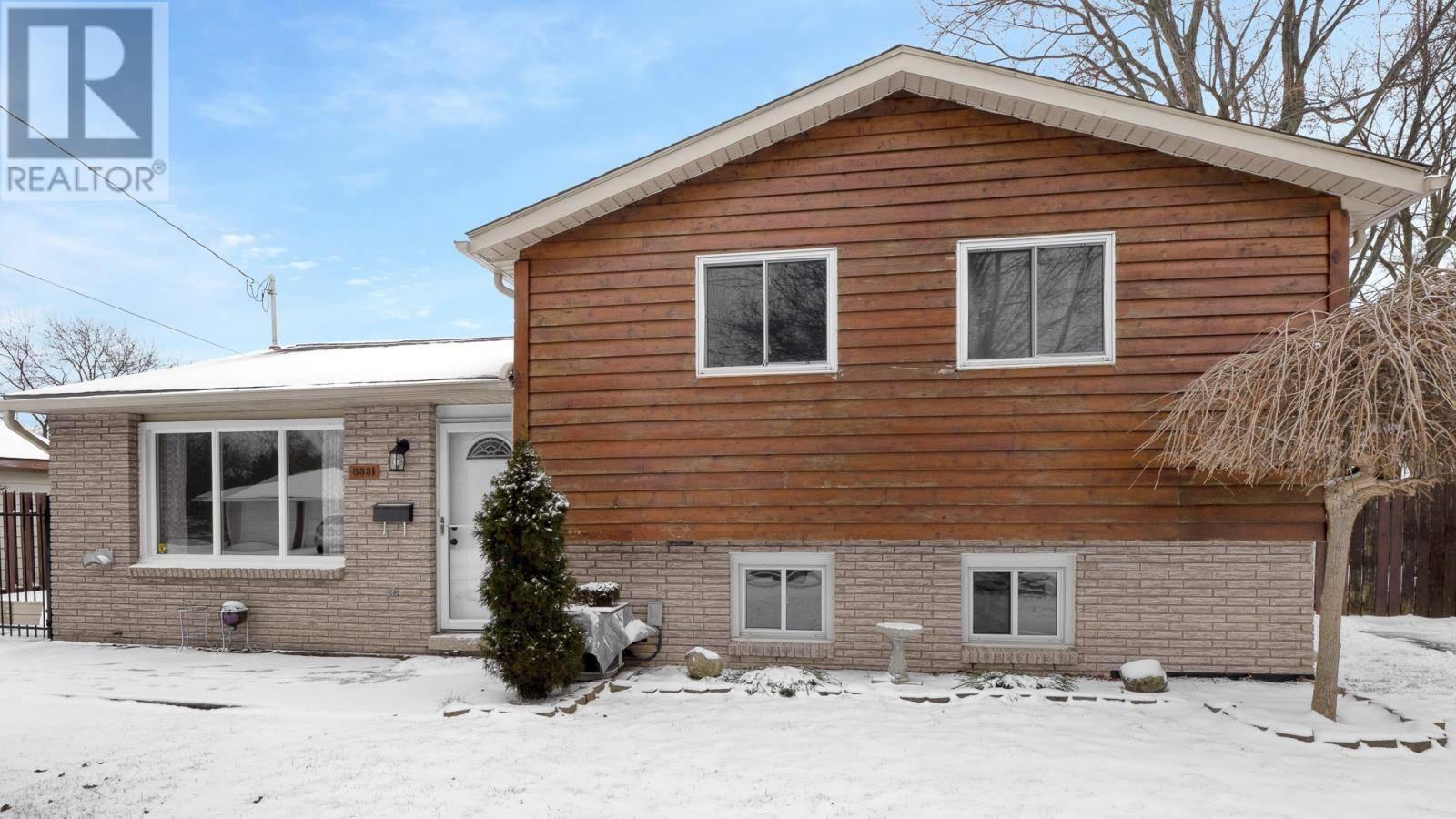 House for sale at 5881 Reginald  Windsor Ontario - MLS: 20003542