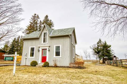 House for sale at 588291 County Road 17 Rd Mulmur Ontario - MLS: X4727733
