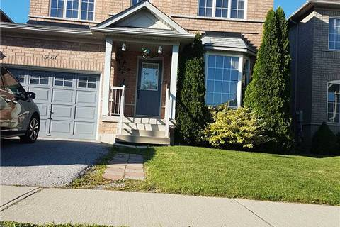 House for rent at 5887 Tampico Wy Mississauga Ontario - MLS: W4504598