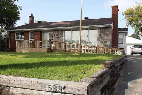 House for sale at 589 Mcgee St Pembroke Ontario - MLS: X4920510