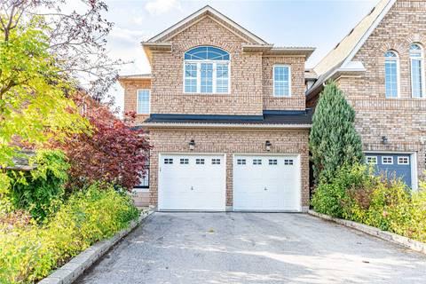 House for sale at 589 Orange Walk Cres Mississauga Ontario - MLS: W4606404