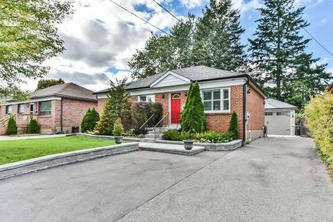 House for sale at 589 Ridgemount Cres Mississauga Ontario - MLS: W4344482