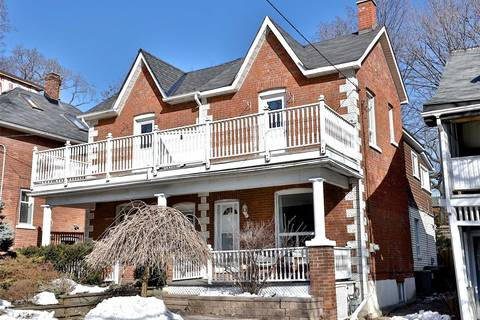 Townhouse for sale at 589 Woodbine Ave Toronto Ontario - MLS: E4700391