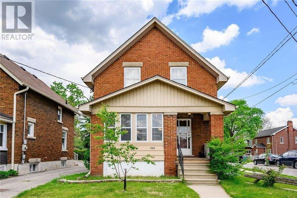 House for sale at 589 Woolwich St Guelph Ontario - MLS: 30809317