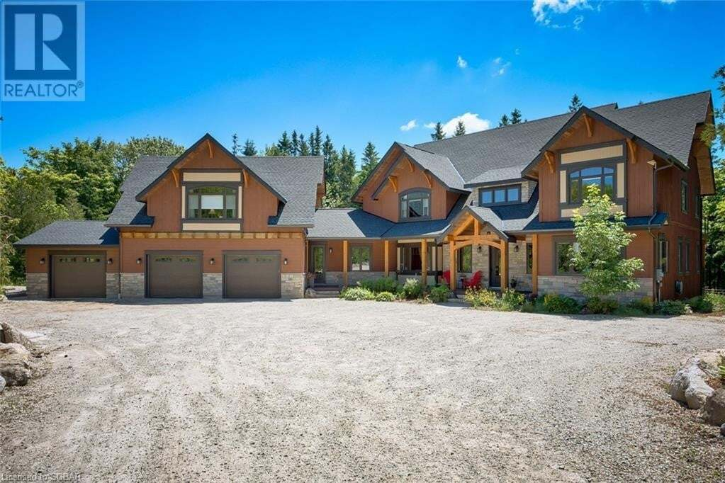House for sale at 589138 Grey 19 Rd The Blue Mountains Ontario - MLS: 270206