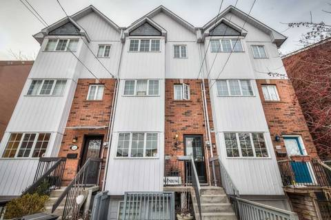 Townhouse for sale at 58 Poulett St Toronto Ontario - MLS: C4724842