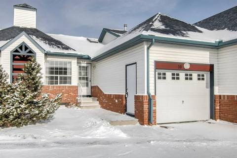 Townhouse for sale at 12 Woodside Ri Northwest Unit 59 Airdrie Alberta - MLS: C4274325