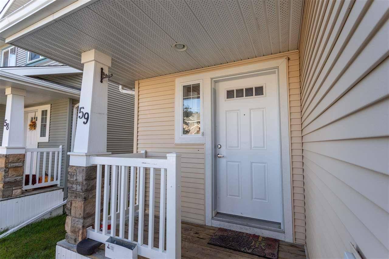 Townhouse for sale at 14208 36 St Nw Unit 59 Edmonton Alberta - MLS: E4176075