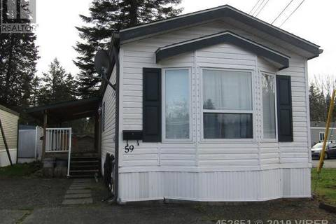 Home for sale at 2520 Quinsam Rd Unit 59 Campbell River British Columbia - MLS: 452651