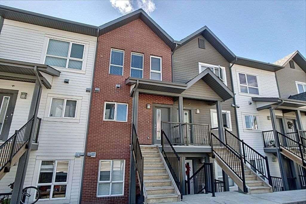 Townhouse for sale at 2560 Pegasus Bv NW Unit 59 Edmonton Alberta - MLS: E4213738