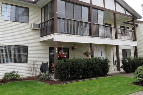 Townhouse for sale at 32718 Garibaldi Dr Unit 59 Abbotsford British Columbia - MLS: R2356710
