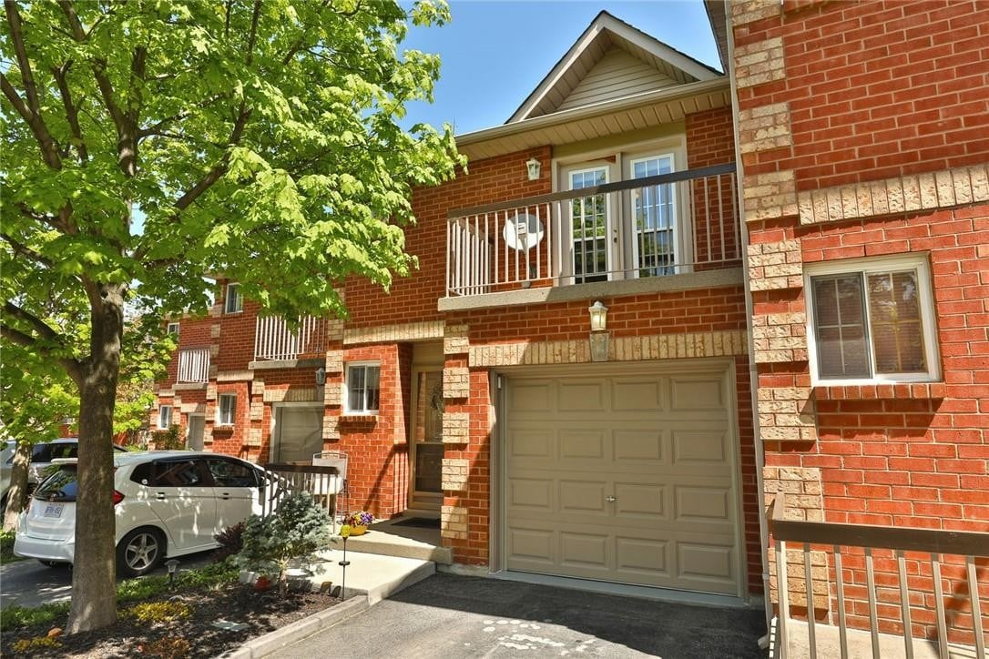 Townhouse for sale at 34 Dynasty Ave Unit 59 Stoney Creek Ontario - MLS: H4078377