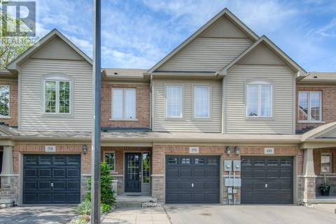 Townhouse for sale at 342 Mill St Unit 59 Kitchener Ontario - MLS: 30746402