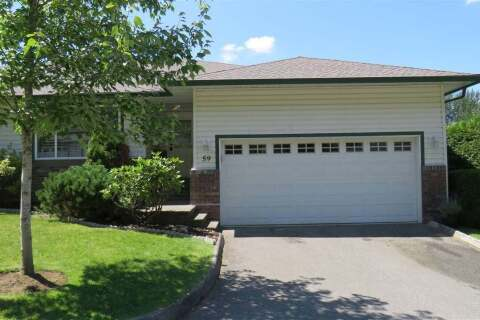 Townhouse for sale at 34250 Hazelwood Ave Unit 59 Abbotsford British Columbia - MLS: R2474935