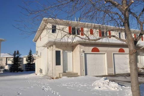 Townhouse for sale at 451 Hyndman Cres Nw Unit 59 Edmonton Alberta - MLS: E4184836