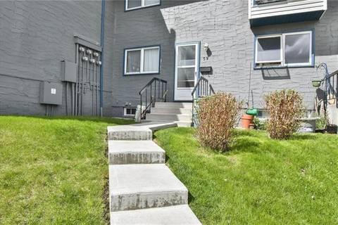 Townhouse for sale at 6440 4 St Northwest Unit 59 Calgary Alberta - MLS: C4248897