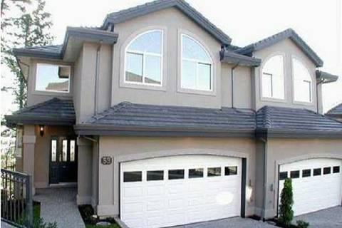 Townhouse for sale at 678 Citadel Dr Unit 59 Port Coquitlam British Columbia - MLS: R2449238