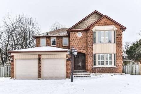 House for rent at 59 Addington Sq Markham Ontario - MLS: N4387045
