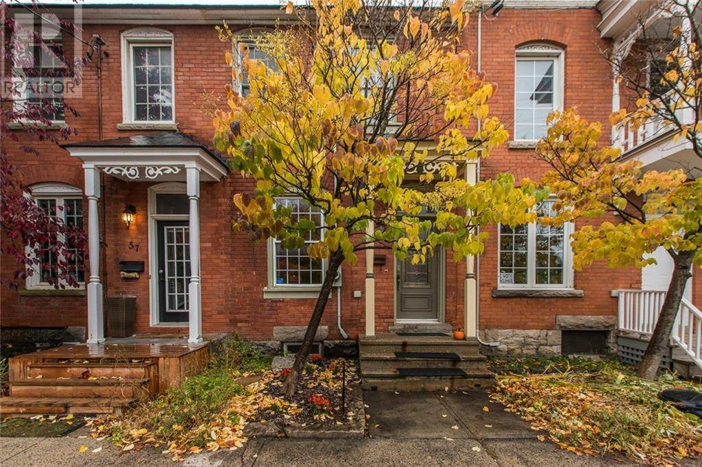 Townhouse for sale at 59 Andrew St Ottawa Ontario - MLS: 1173255