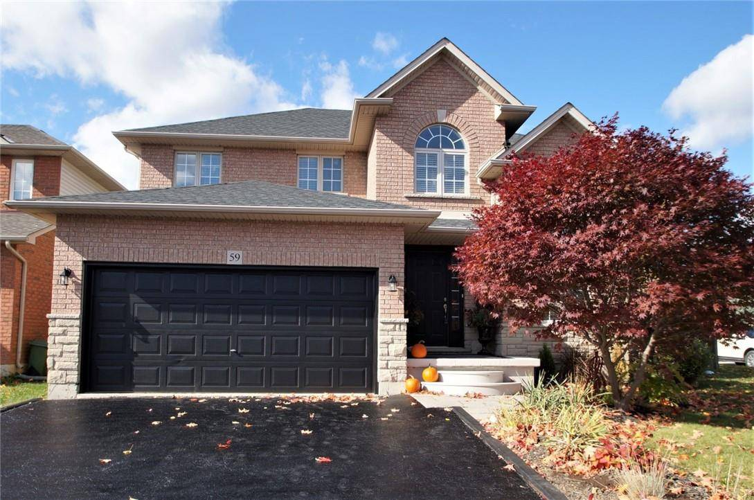 House for sale at 59 Archer Wy Mount Hope Ontario - MLS: H4066494