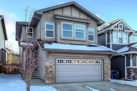 House for sale at 59 Auburn Glen Ln Southeast Calgary Alberta - MLS: C4272715